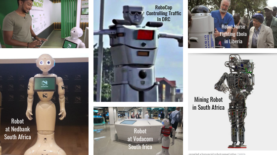 The Rise of Robots in Africa