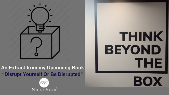 Think Beyond The Box: An Extract From my Upcoming Book