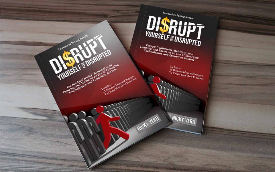 Book Review by Dave Romero: Disrupt Yourself Or Be Disrupted