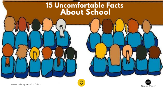 15 Uncomfortable Facts About School